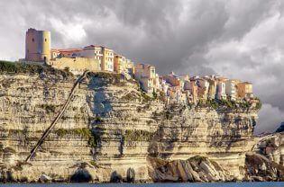 Corsica Bonifacio Zee