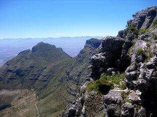 Devils Peak Tafelberg