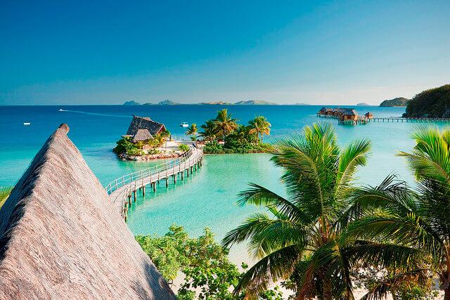 Fiji Likuliku Lagoon Resort