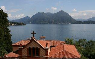 Borromeïsche eilanden in Lago Maggiore