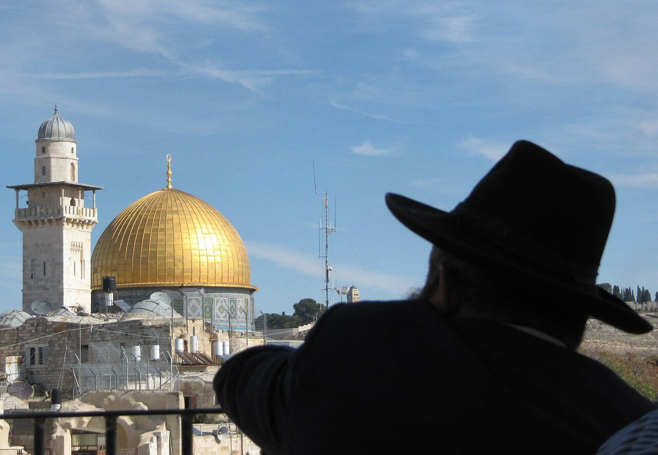 Jeruzalem Israël Jodendom
