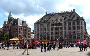 Madame Tussaud Amsterdam