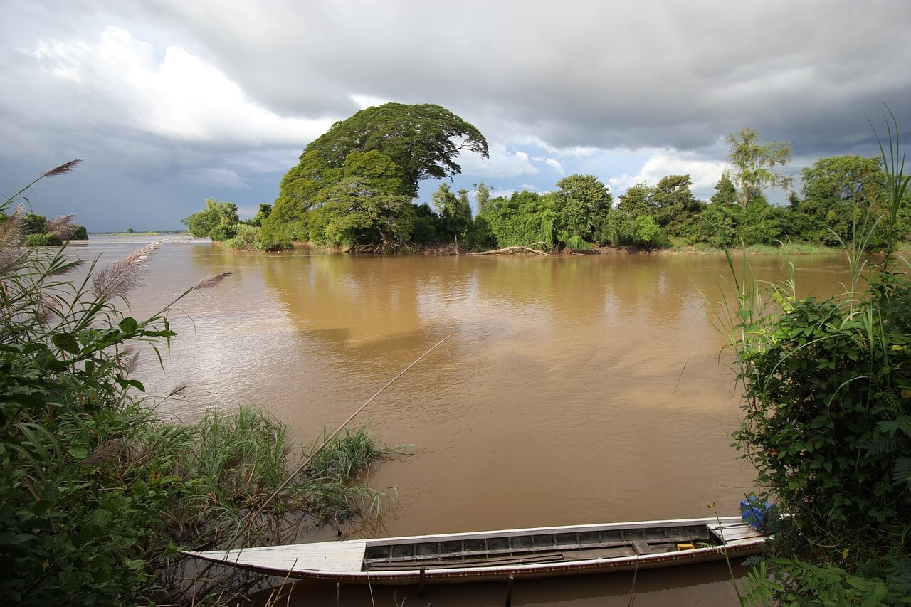 Volg de Mekong dwars door Laos