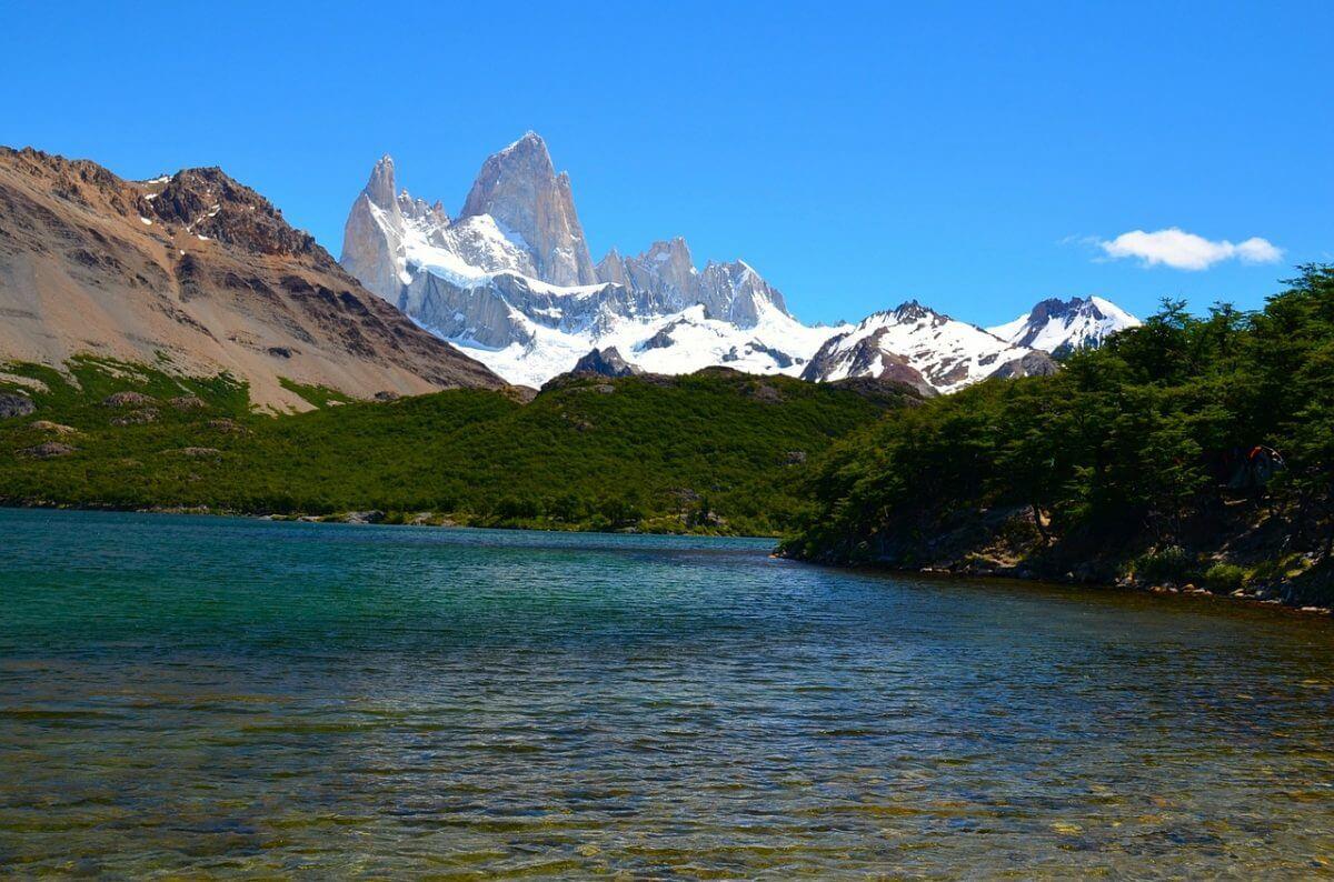 Mont Fitz Roy Argentinië