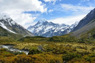 Nationaal Park Mount Cook