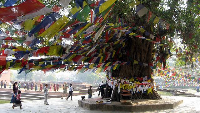 Nepal Lumbini Vakantie