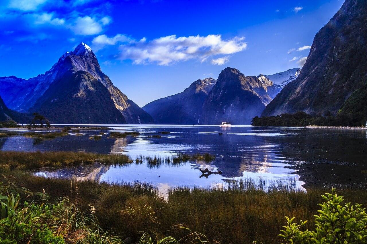 Natuur in Nieuw-Zeeland