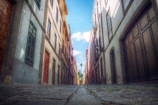 Oude wijk Las Palmas