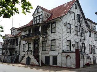Stedentrip Paramaribo Suriname