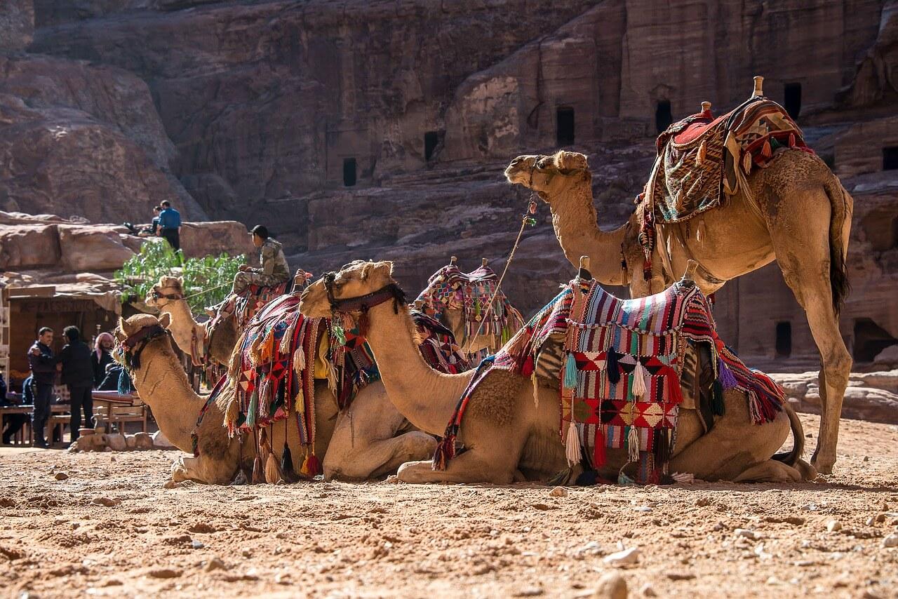 De Koningsgraven van Petra