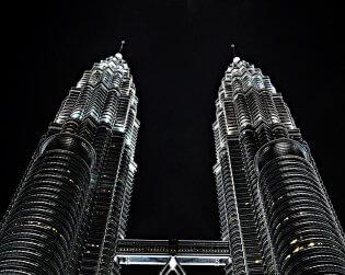 Petronas Twin Towers Maleisie