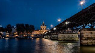 Ponts des Arts Parijs Frankrijk
