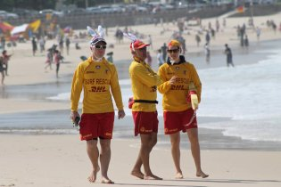Reddingsbrigade Bondi Beach