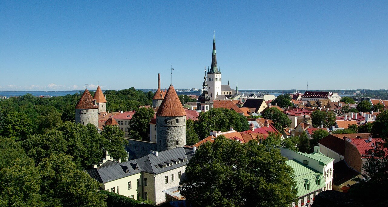 Stedentrip Tallinn, de hoofdstad van Estland
