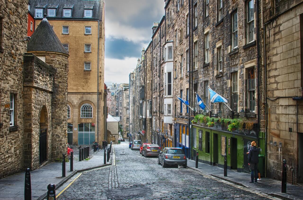 Cultuurvakantie Schotland