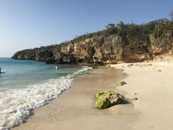 Fly Drive Curacao - stranden