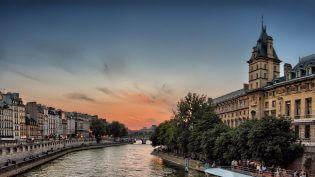 Oevers Seine