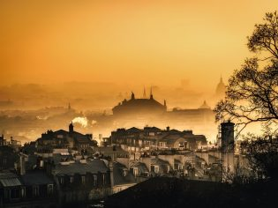 Parijs mist