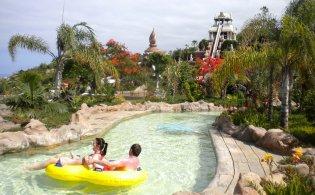 Siam Park Tenerife – Beste waterpark van de wereld