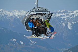 Gerlos Oostenrijk Wintersport