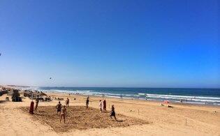 Vakantie naar Agadir in Marokko
