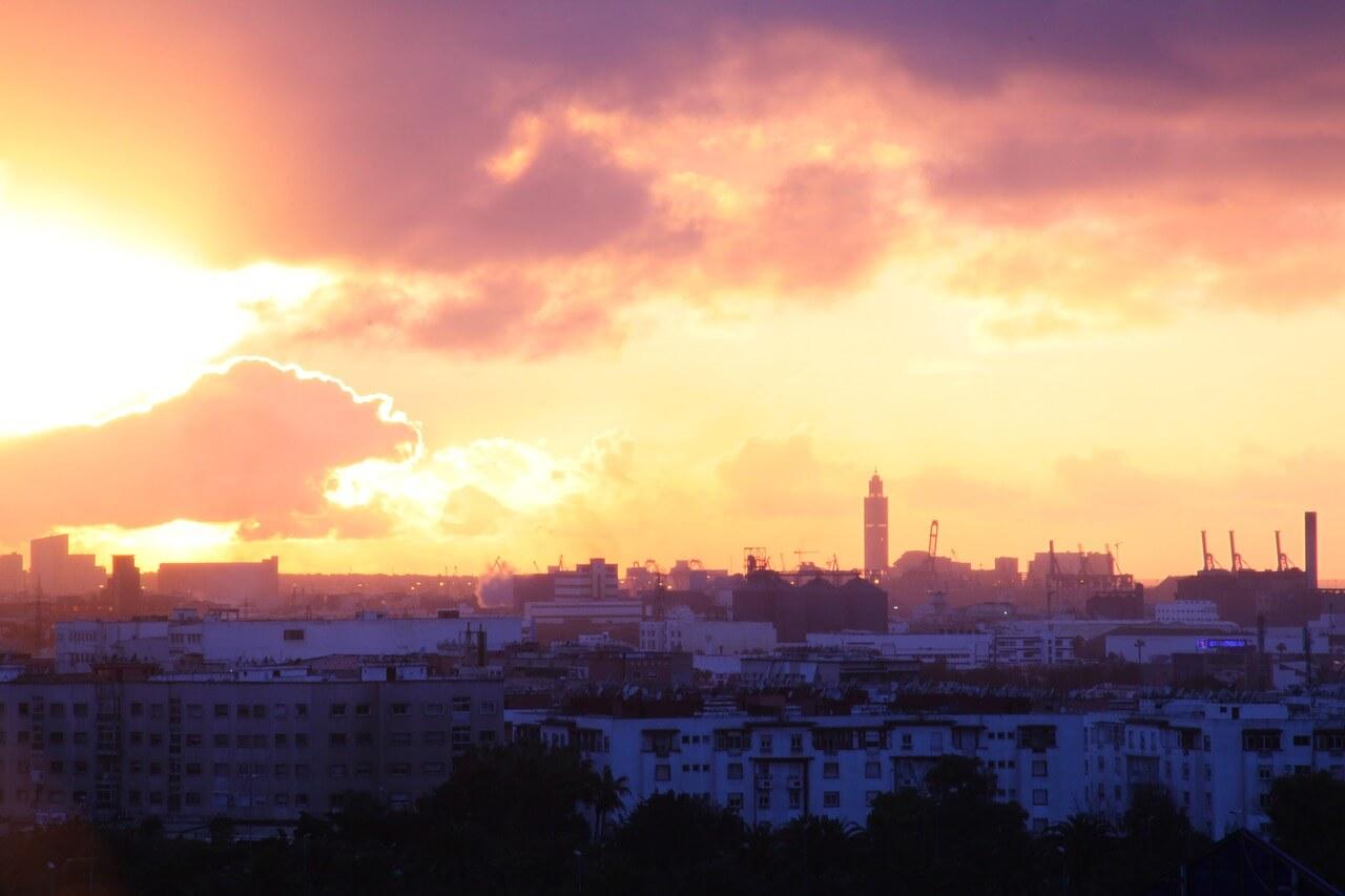 Casablanca, de witte stad van Marokko