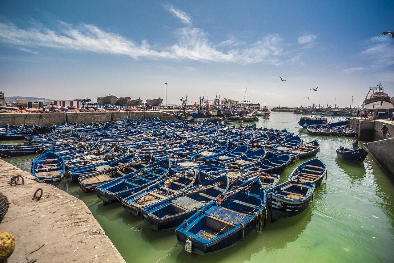Stedentrip naar Essaouira, Marokko!