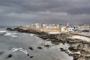 Essaouira stadsmuur