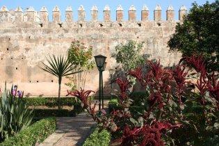 Oudaia Rabat tuinen