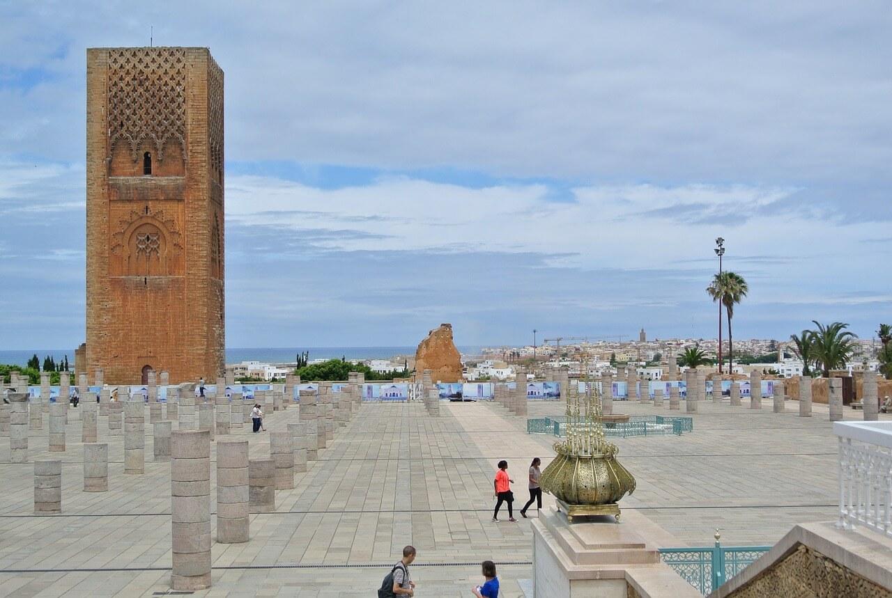 Stedentrip Rabat, hoofdstad van Marokko