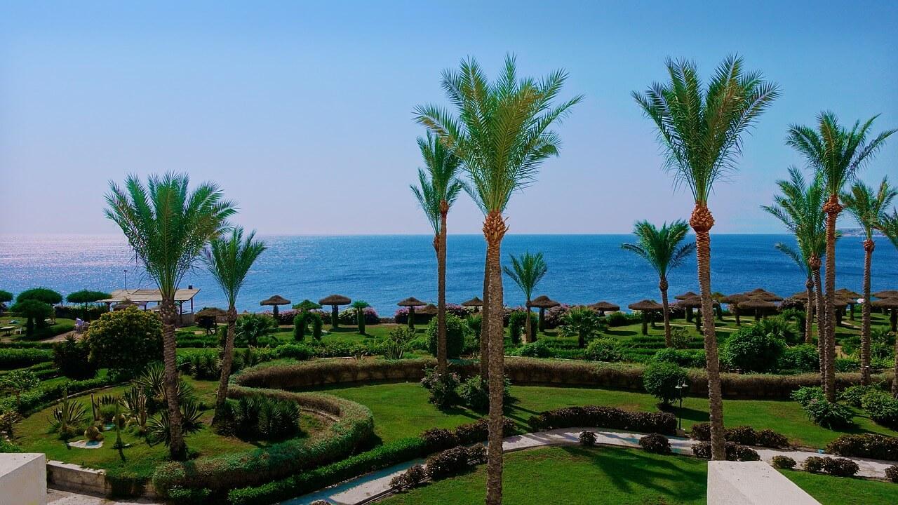 strandvakantie egypte