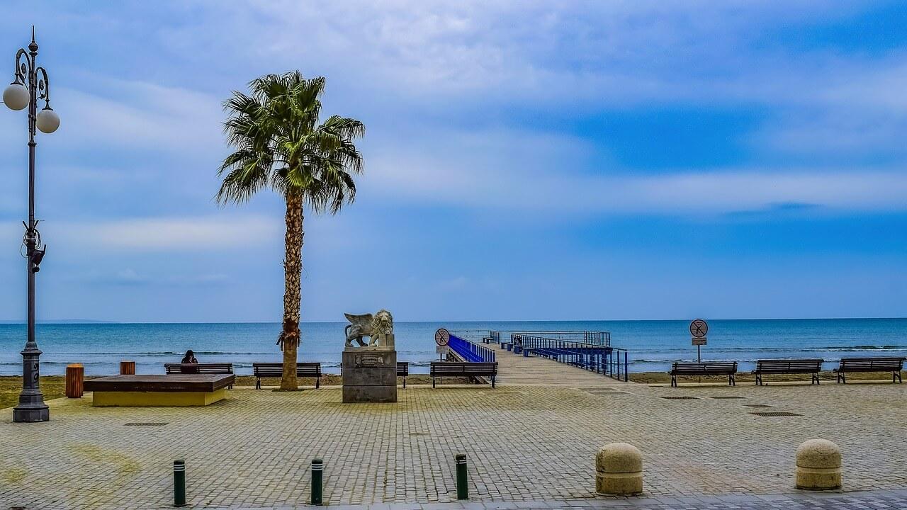 Vakantie naar Larnaca op Cyprus