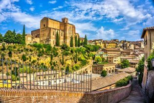 Vakantie Toscane bezienswaardigheden Siena