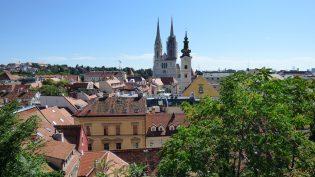 Zagreb kathedraal