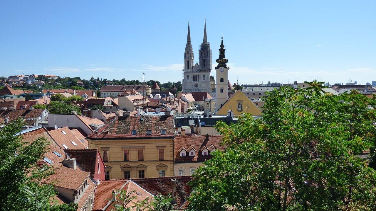 Stedentrip naar Zagreb, de hoofdstad van Kroatië!