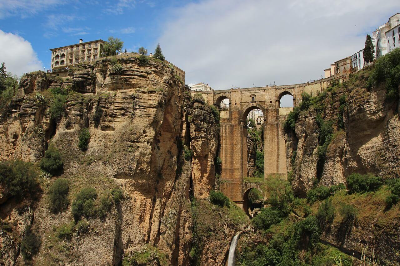 Bezienswaardigheden Zuid-Spanje