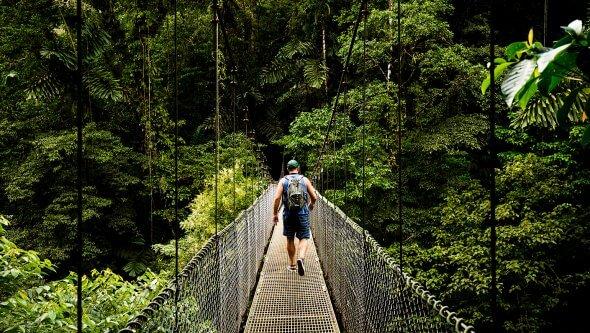 Wandeltocht Costa Rica
