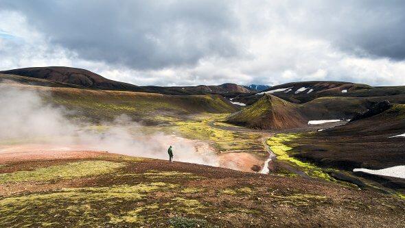 Wandeltocht IJsland