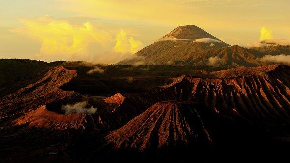 Wandeltocht Indonesie