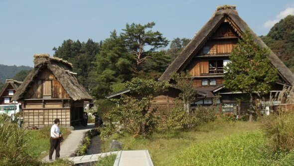 Wandeltocht Japan