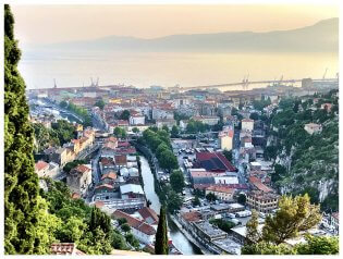 rijeka vakantie in kroatie