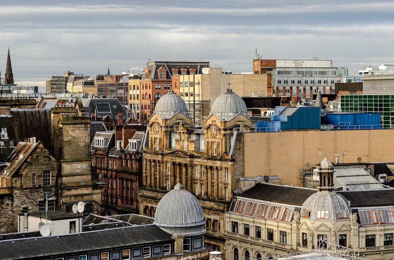 Vakantie Glasgow in Schotland!