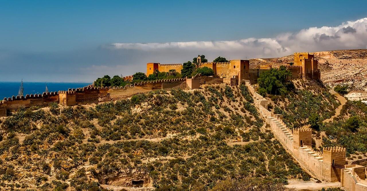 Bezienswaardigheden Almería