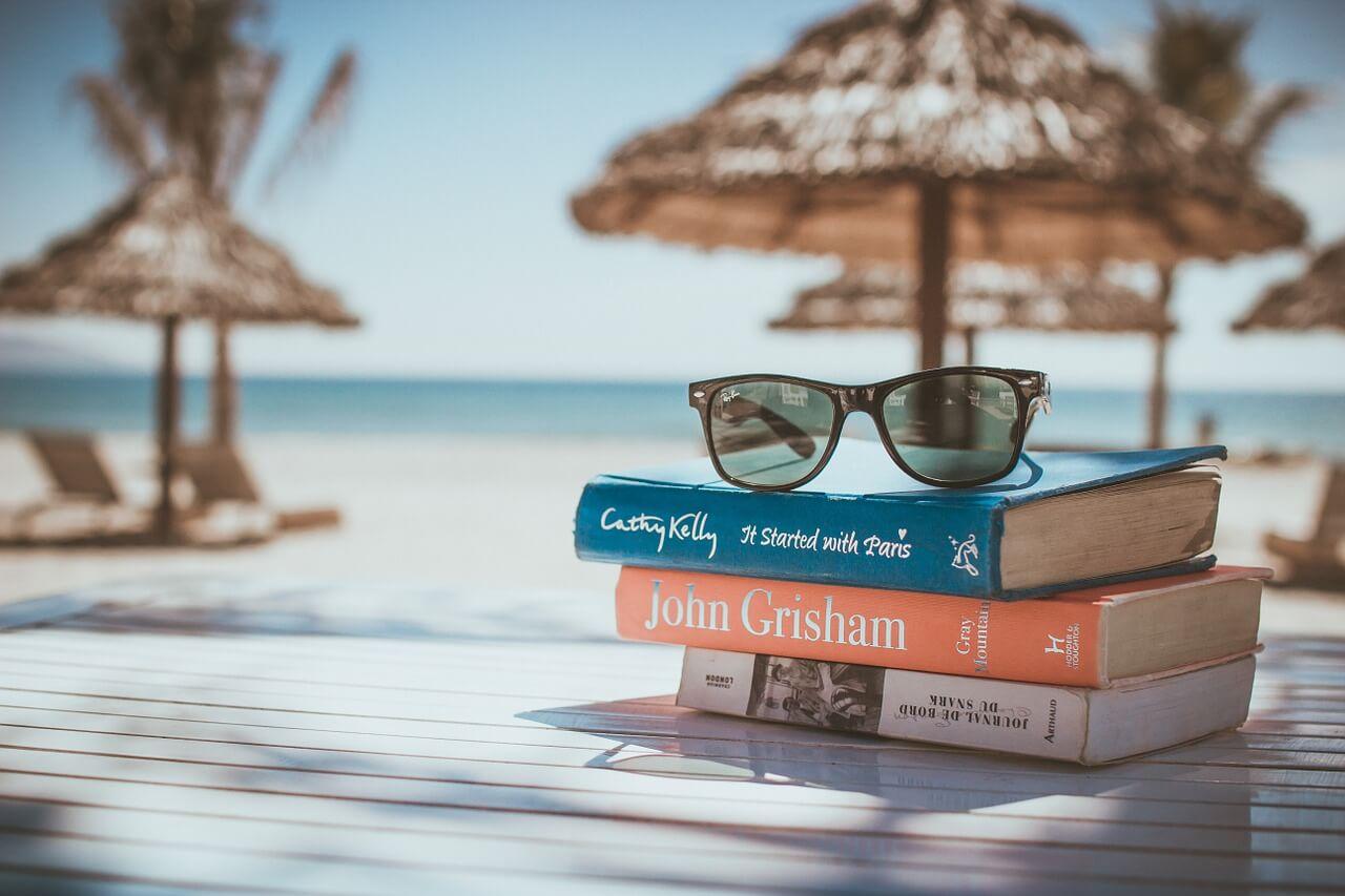 Ontspanning op vakantie