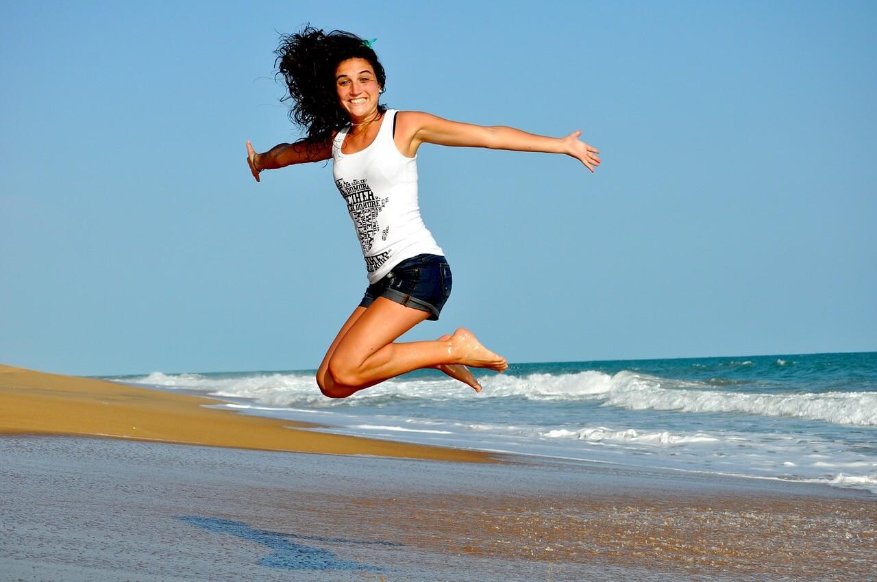 Fitness springen