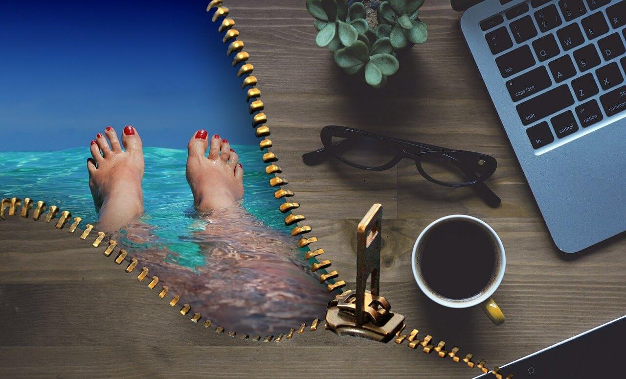 Tips die werken op vakantie aangenamer maken