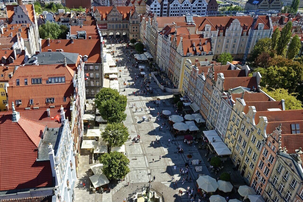 Stedentrip Gdańsk