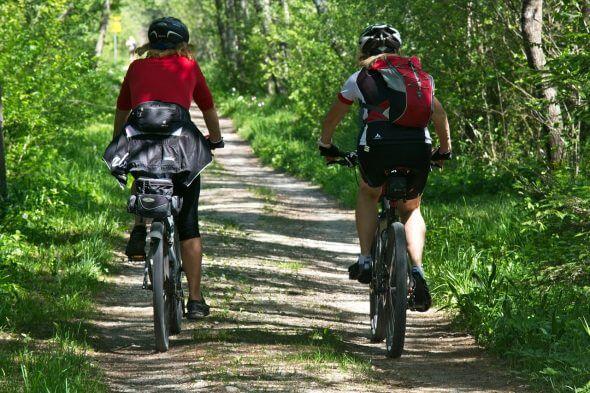 Fiets excursie ondernemen in de Belgische Ardennen