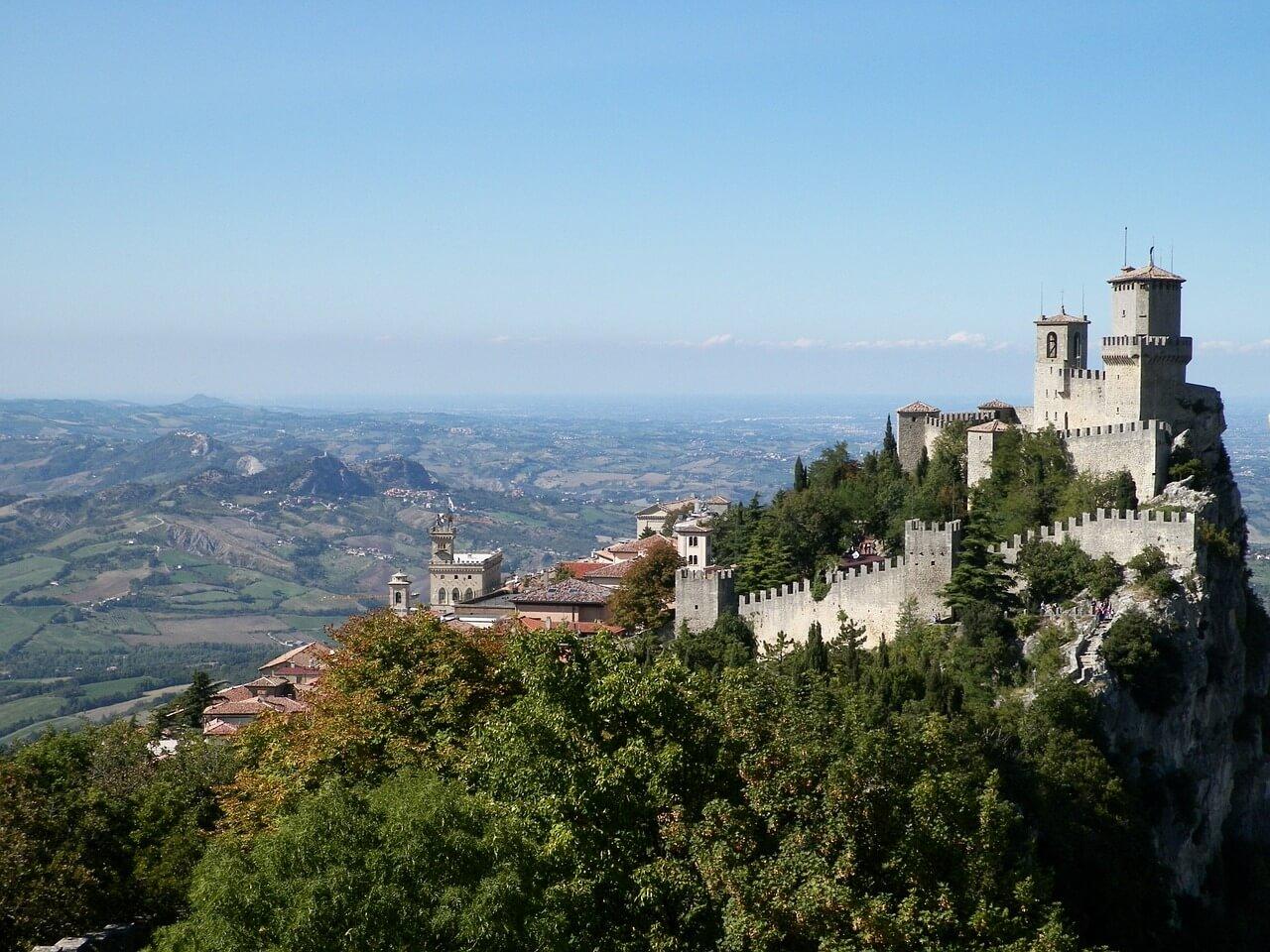 San Marino – de dwergstaat