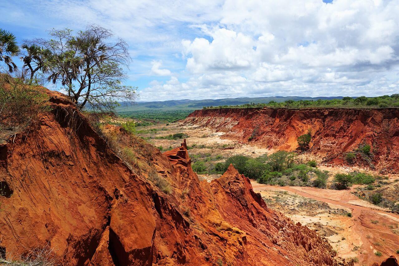 Op vakantie naar: Madagaskar